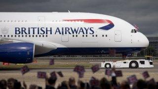 Fuqia e reklamës në mediat sociale - British Airways