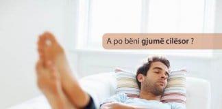 gjumi dhe shendeti
