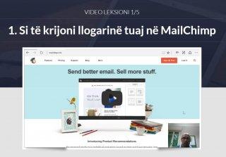 1. Si të krijoni llogarinë tuaj në MailChimp