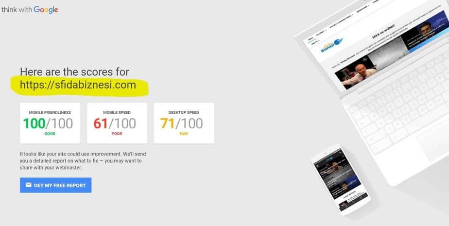 Si ta permiresoni faqen tuaj-SfidaBiznesi.com