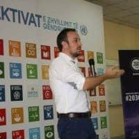 Gert Boshnjaku te Samiti per te Miren Sociale