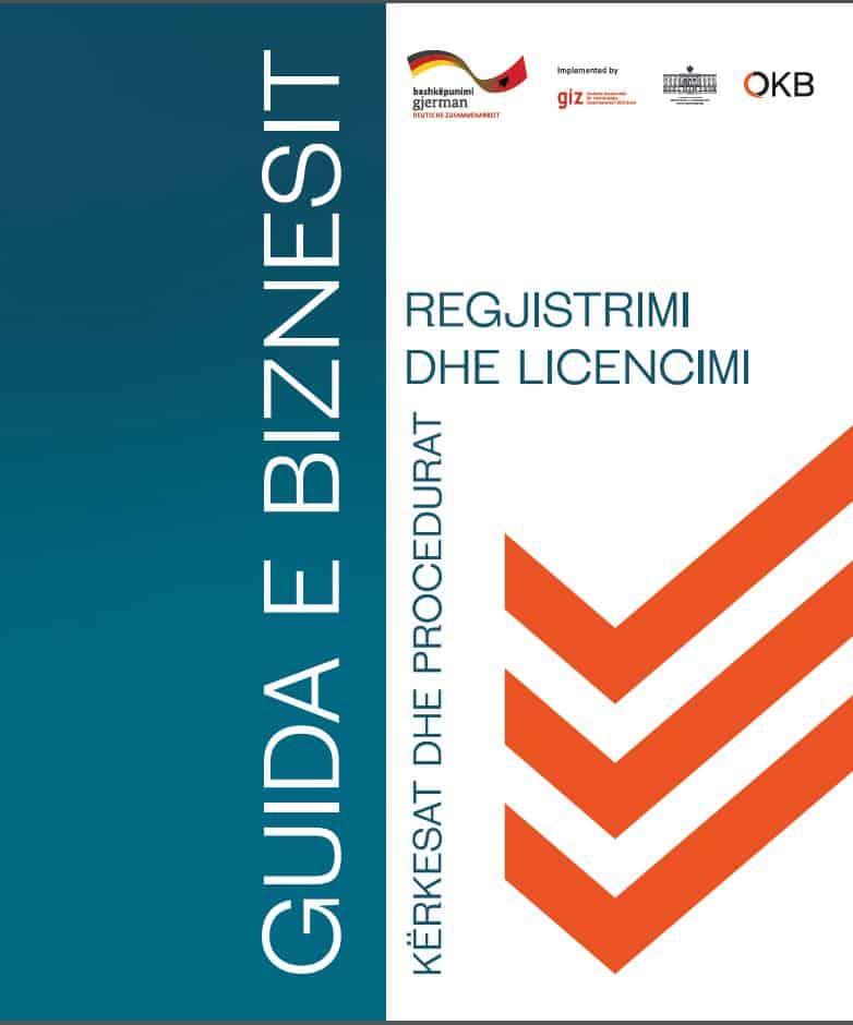 Guida e Biznesit - Regjistrimit dhe Licensimi